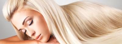Оттеночный шампунь для блондинок