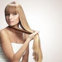 пепельный блонд цвет волос 1