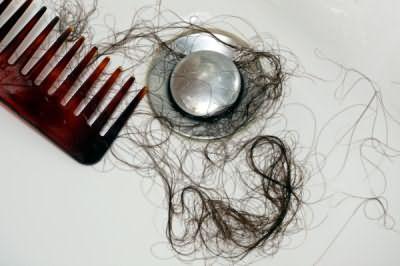 Суточная норма потери – не более 100 волосинок.