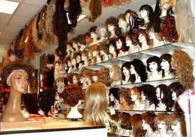 Выбирайте парик из натуральных волос, который позволит чувствовать себя комфортно