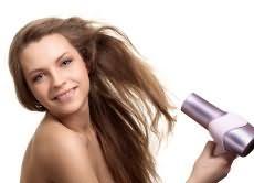почему волосы пушатся после мытья