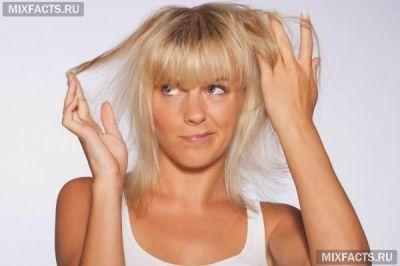 Почему седеют волосы на голове в 30 лет?