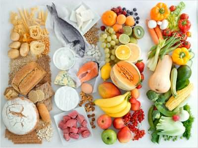 Здоровое питание – залог кепкой и пышной шевелюры