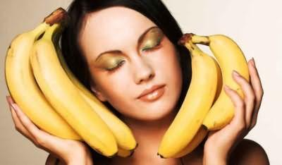 Банановая маска укрепит вашу шевелюру