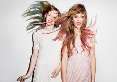 сколько стоит покрасить кончики волос