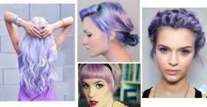 Фиолетовый оттенок имеет множество подтонов, потому можно подобрать именно «ваш»