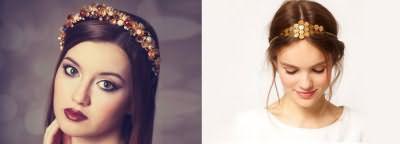 Блистайте золотом в волосах