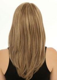 стрижка лисий хвост на длинные волосы 1