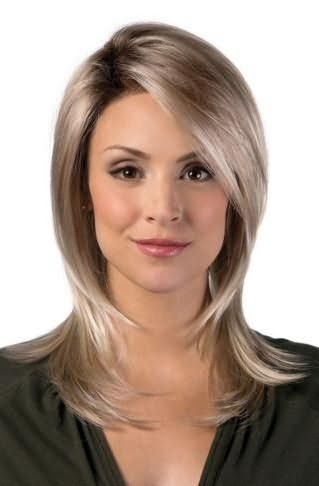 стрижка пикси на средние волосы