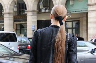 Мужские причёски конский хвост