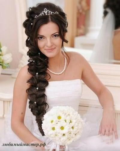 прически на свадьбу вкрасноярске