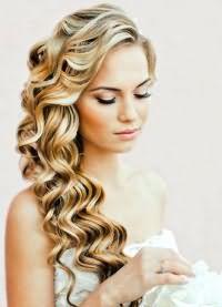 красивые прически с кудрями на длинные волосы 3