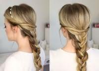 школьные прически для девочек на длинные волосы 3
