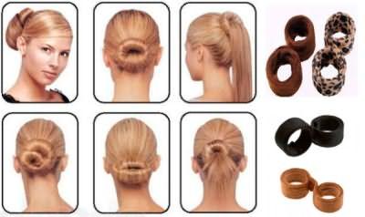 Все разнообразие причесок с Hairgami