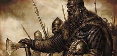 прически женщин викингов