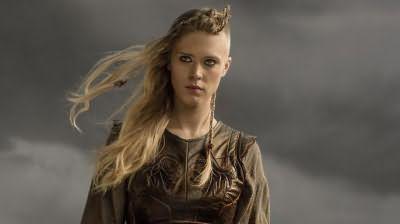 прически викингов девушек