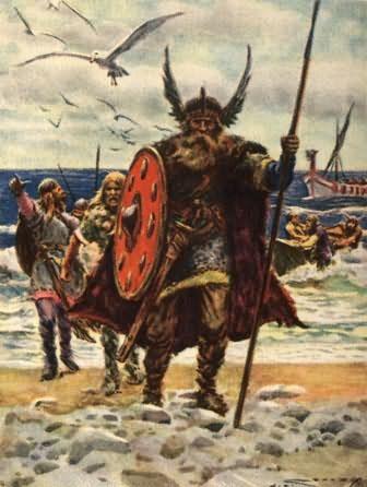 имена викингов