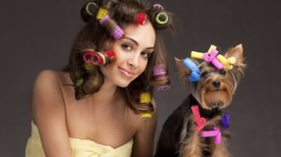 Бигуди – отличный и доступный способ придать волосам естественные волны