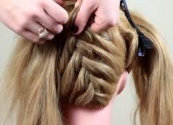 прически плетение кос 3