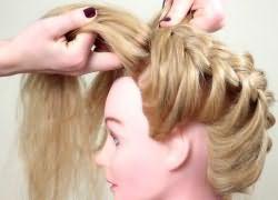 прически плетение кос 4