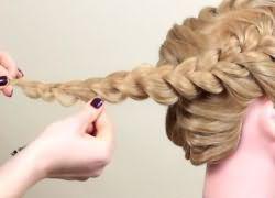 прически плетение кос 6