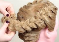 прически плетение кос 7