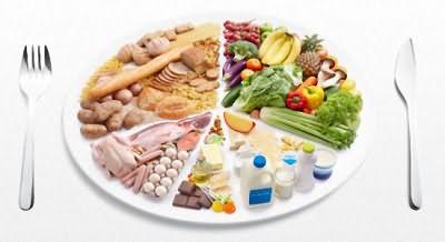 Питание должно быть рациональным и полноценным