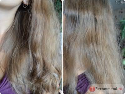 Маска для волос Народные рецепты Натуральная Репейная фото