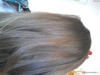 """Маска для волос репейная укрепляющая"""" Рецепты бабушки Агафьи"""" фото"""
