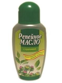 репейное масло для волос цена