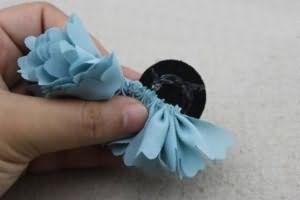 резинки для волос своими руками20