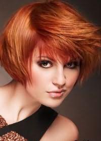 красивые оттенки рыжего цвета волос 3