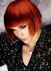 красивые оттенки рыжего цвета волос 5