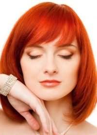 красивые оттенки рыжего цвета волос 8