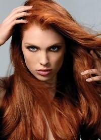 краска для волос рыжий цвет 6