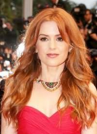 кому идет рыжий цвет волос 1