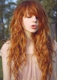 кому идет рыжий цвет волос 7