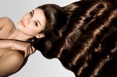 Длинные и блестящие локоны благодаря шампуню для роста волос
