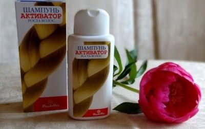 Шампунь Активатор роста волос