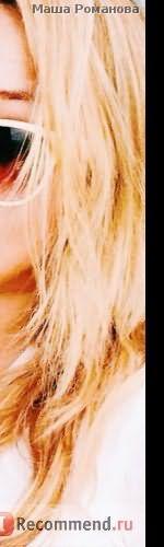 Вот мои волосы, когда я начала их лечить