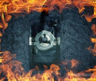 Шампунь Банька Агафьи Специальный шампунь-активатор роста волос фото