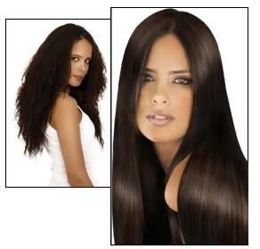 Щипцы для выпрямления и завивки волос