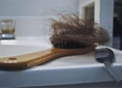 сильное выпадение волос что делать