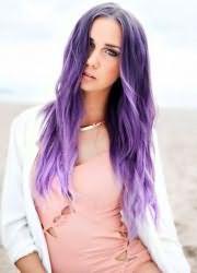 светло фиолетовая краска для волос