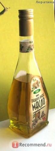 Масло грецкого ореха Биаск нерафинированное фото
