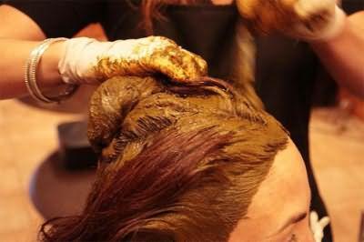 сколько времени держать хну на волосах