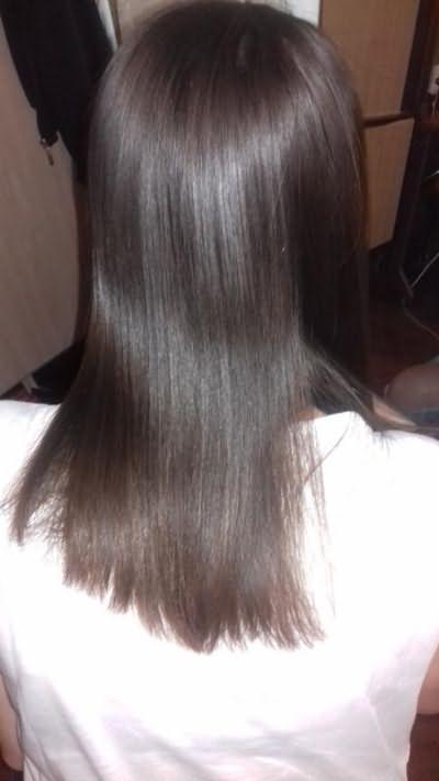 Кератиновое выпрямление волос сколько держится