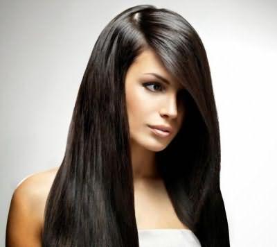 процедура кератинового выпрямления волос