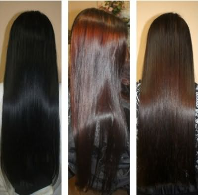 Как в домашних условиях смыть цвет волос на один тон