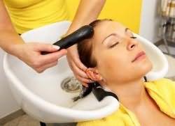 как наносить смывку для волос